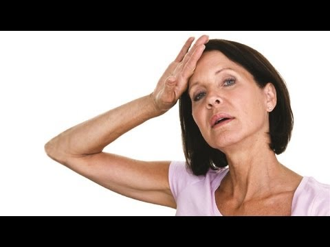 Климакс: лечение приливов -
