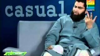 Junaid Jamshed Singing Yeh Shaam Lines on Mani Request