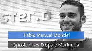 Tropa y Marinería: Opinión de Pablo, alumno de MasterD
