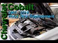 Chevrolet Cobalt Hood Strut Replacement (2005-2010)
