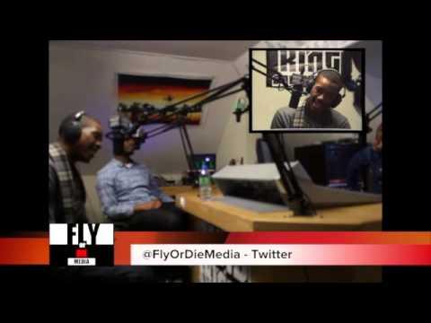Fly or Die Media Radio Show - Pilot (Guest - Troy Glasgow)