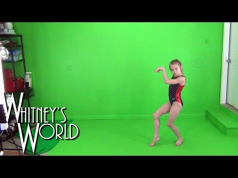 The Making of a Gymnastics Tutorial Video | Whitney Bjerken Bloopers