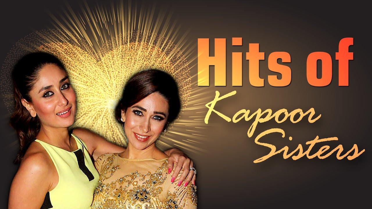Karishma And Kareena Kapoor Hd Bollywood Songs - Super -6418