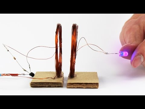 Thumbnail: How to Make Wireless Power Transmission