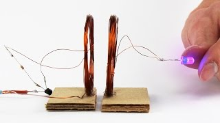 How to Make Wireless Power Transmission