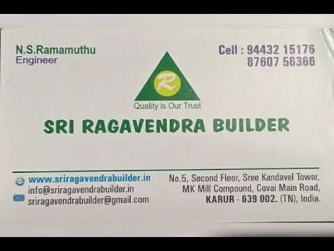 Sri Ragavendra builder-Civil projects