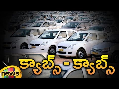 Public Prefer Uber And Ola Cabs Instead Of TSRTC Buses | Mango News Telugu