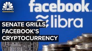 Facebook's David Marcus testifies before Senate on Libra cryptocurrency – 07/16/2019