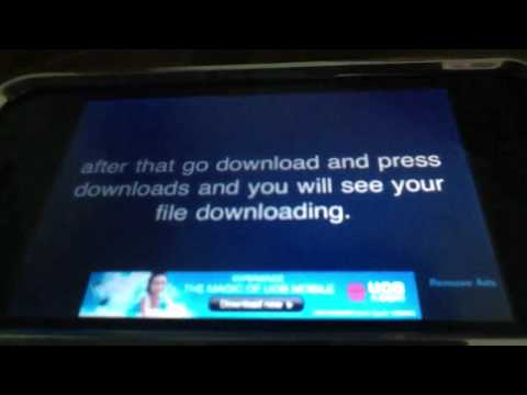 How to download FREE music using download manager lite