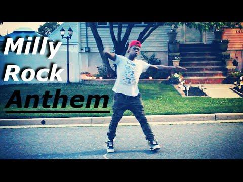 2Milly - Milly Rock | Milly Rock Dance | @MalikTheMartian