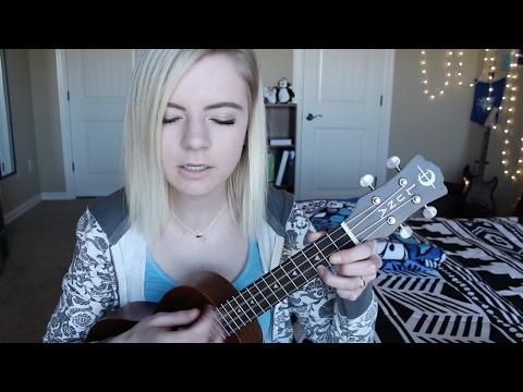 Riptide - Vance Joy ukulele cover + CHORDS & STRUMMING