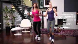 Get Fit With Mel B for PS3 - New Trailer
