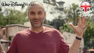 WALT DISNEY WORLD | Explorer Ed Stafford Visits Disney's Animal Kingdom! | Official Disney UK