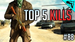 BF Hardline Top Kills & Plays (EPIC Double-Barreled Shotgun, Knife, XRAY, Feed,  & C4 Tanker) #88