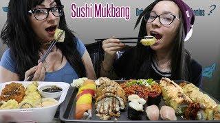 Sushi Mukbang   Disney Trivia