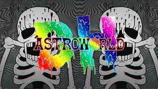 Travis Scott x Skrillex - Sicko Mode (Khaos Flip) Video