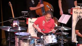 Drum Solo Technique -Ken Loomer use of Finger Control