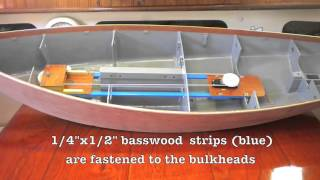 RC Sailboat Build Detail - Sail Winch System