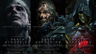 DEATH STRANDING ALL Trailers | PS4 Upcoming Video Game (2019)