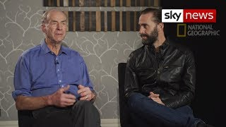 Breakfast with Mee: Sir Ranulph Fiennes