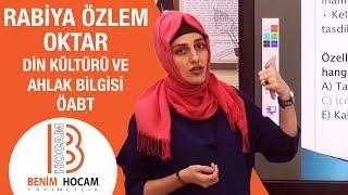 8)ÖABT DKAB - Tefsir Usulü - I - Özlem OKTAR (2018)