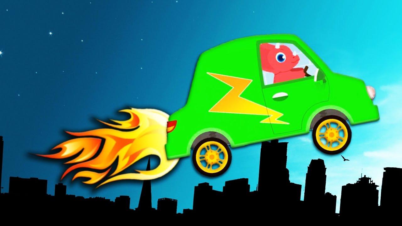 мультики про машинки и паровоз клева для мальчиков 3-4 лет