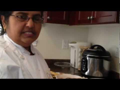 Poun Cooking: Chicken Biryani Part 2