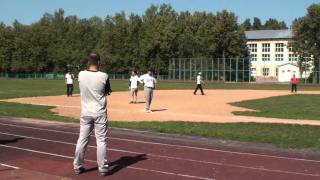 russtar vs beavers - bottom 7th - (17/18) - 28.08.2011