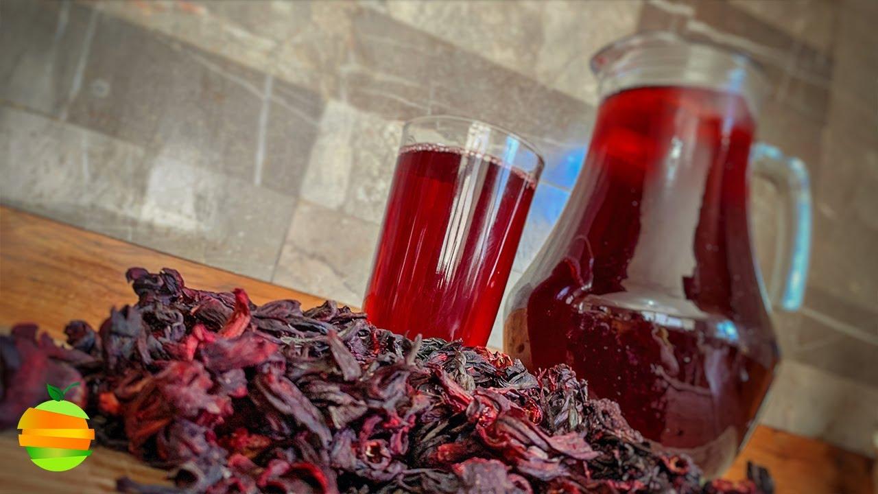 ¿Cómo cocer flor de jamaica para hacer agua de jamaica saludable?
