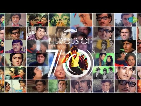 70s Hindi Songs Hits Jukebox  Yeh Shaam Mastani & More Superhit Songs  Heroes Special