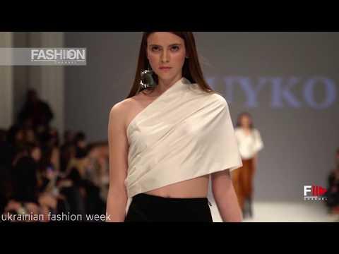 CHUYKO Fall Winter 2017-18 Ukrainian Fashion Week - Fashion Channel