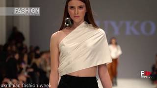 CHUYKO Fall Winter 2017-18 Ukrainian Fashion Week - Fashion Channel