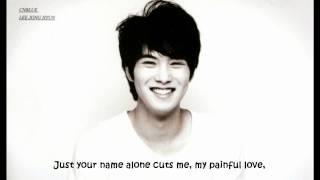 [Eng Sub] Lee JongHyun 이종현 (CNBlue) - My Love 내 사랑아