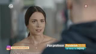 Pán profesor II. (8/10): Výška - v pondelok 19. 4. 2021 o 20:30 na TV Markíza