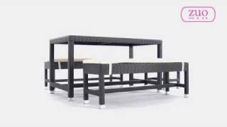 Myrtle Collection By Zuo Modern