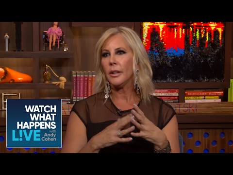 RHOC's Vicki Gunvalson Reveals Why She And Brooks Ayers Broke Up | WWHL