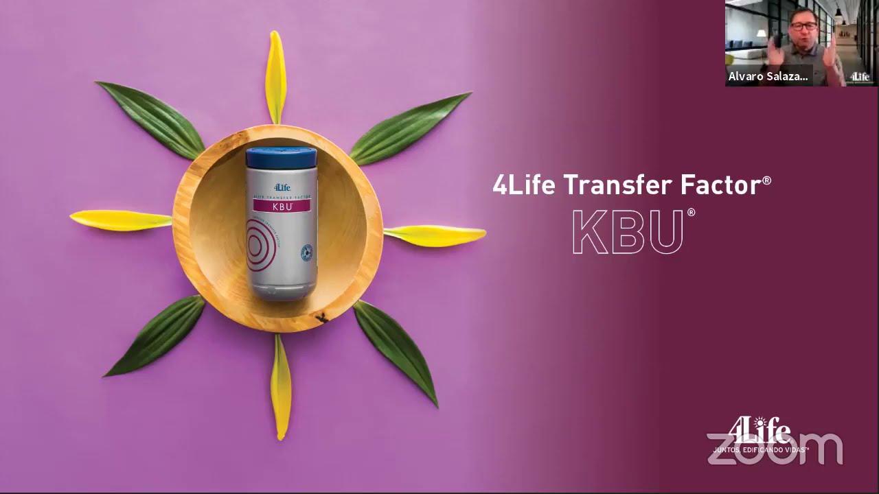 Download 4life Tf KBU, Ingredientes, beneficios y como usar
