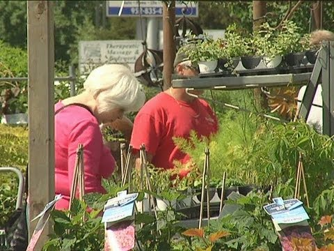 Made In Bloomington Wagners Garden Center Youtube
