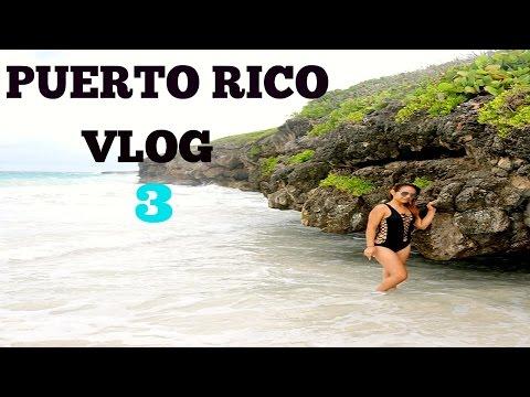 PUERTO RICO VLOG #3 | VIEQUES ISLAND