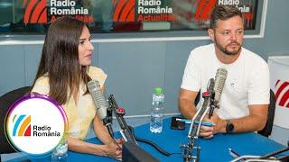 Andreia și Ionuț Chiperi (HaiHui în doi) (30 iulie 2021) (Interviu @ Radio România Actualități)