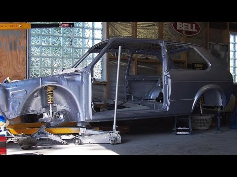 1977 VolksWagen Golf Mk1 Restoration Build Project