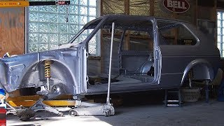 1977 VolksWagen Golf Mk1 Restoration Build Project