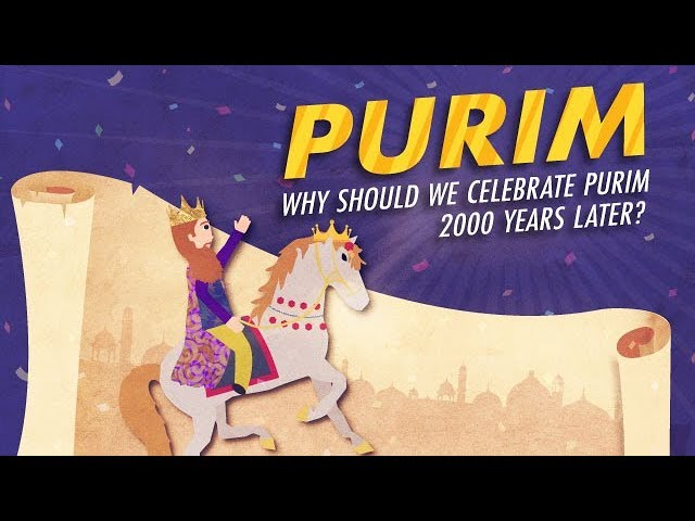 Why Should We Celebrate Purim 2000 Years Later?
