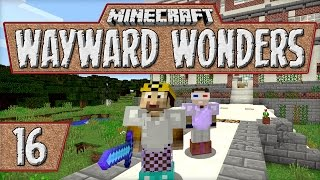 Minecraft Wayward Wonders CTM - 16 - Atlantis Found