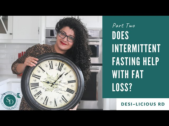 PART 2: Does Intermittent Fasting Help With Fat Loss, Blood Sugar Control & Inflammation?