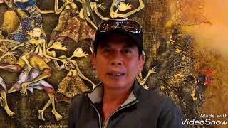 Wartasas : Pameran Tunggal by Seniman Bali Udiyana