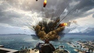 Battlefield 4 Easter Egg Hainan Resort Boat Explosion