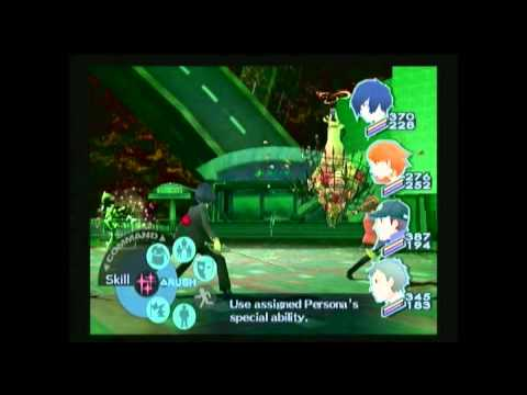 Let's Play Persona 3 FES #113: Luck be a Lady Tonight