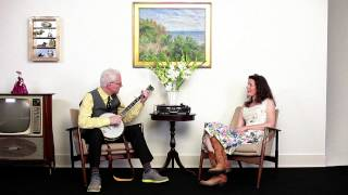 Steve Martin and Edie Brickell - Martin Mull Painting Cover Inspiration