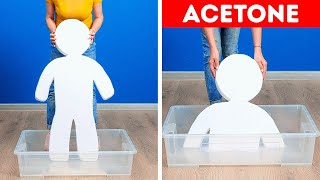 SCIENCE HACKS THAT WILL LEAVE YOU IN AWE  Magic Tricks and Scientific Experiements